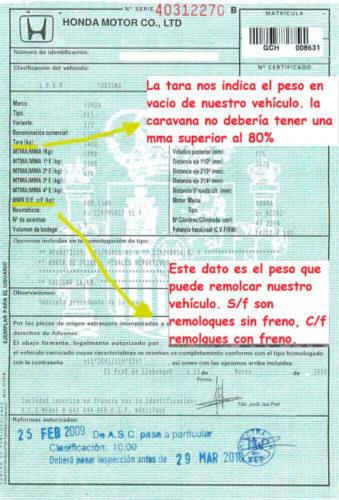 ficha-tecnica-Información sobre caravanas