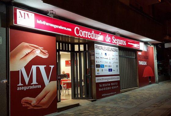 fachada mv aseguradores