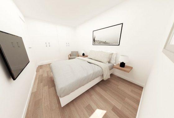 Tipo 3. Dormitorio principal