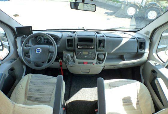 Vendo Autocaravana Mobilvetta Top Driver S71 Fiat 160cv en www.lacampadelcaravaning.com oportunidad-033