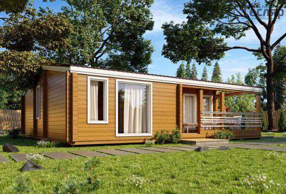 bungalow modelo Kopay 5