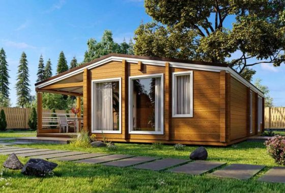 bungalow modelo Kopay 3