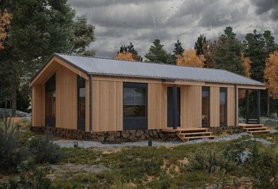 bungalow modelo fresno 2