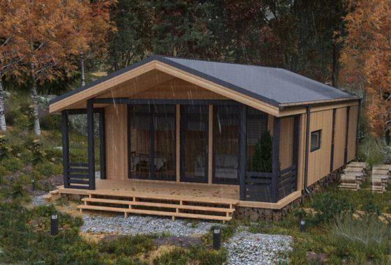 bungalow modelo fresno 3