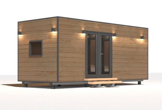 mobil home madera 1