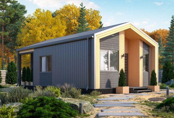 bungalow modelo dalma 1