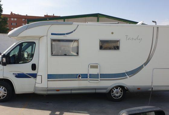 FIAT MC LOUIS TANDY 671-1